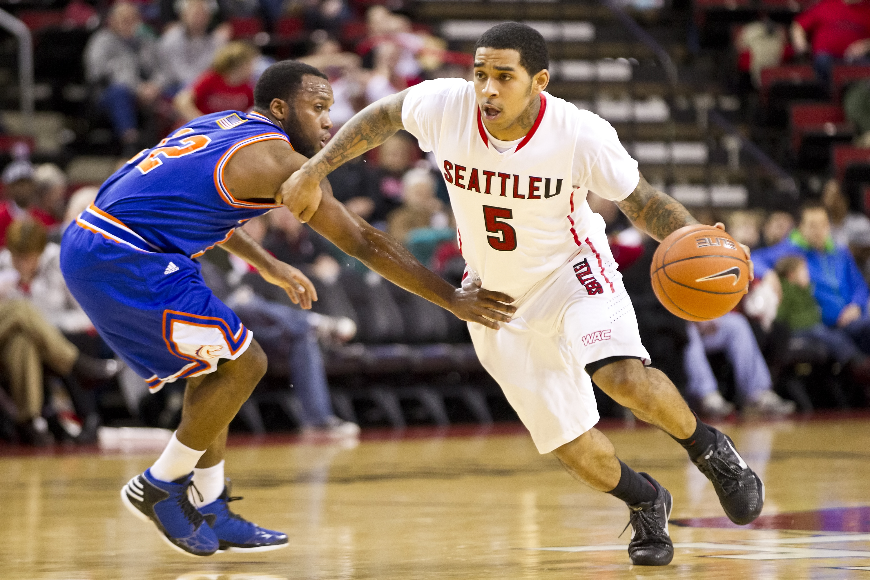 Seattle U Basketball